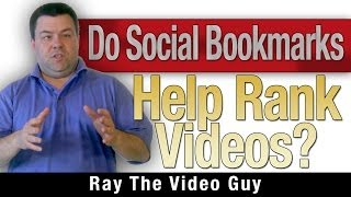 Do Social Bookmarks Help Rank Videos on Google? - OnlyWire Case Study
