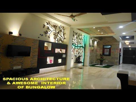 Mr. Mahesh Gangwani Bungalow Architecture and Interior Design, Jaipur