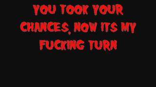 YOUR DEMISE - Blood Ran Cold Lyrics (YOUR DAYS ARE NUMBERED Version)