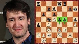 Шахматы. Карлсен - Раджабов: староиндийская защита против Чемпиона Мира!