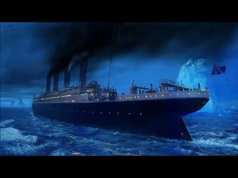 Cold Ocean Atmosphere  | The Titanik Epic Tragic Music |