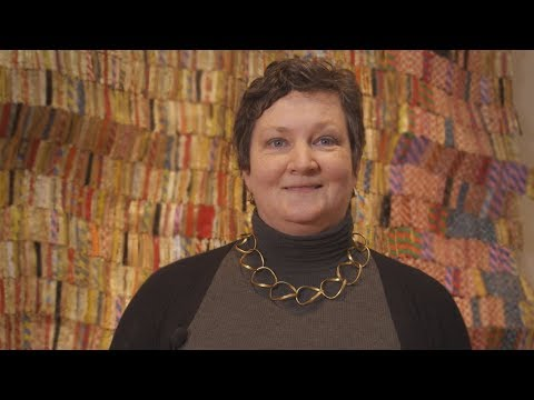 Meet Amy Gilman: Director Of The Chazen Museum Of Art