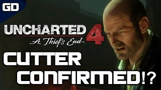 Uncharted 4 - Confirmation of Charlie Cutter in Campaign/Singleplayer!?