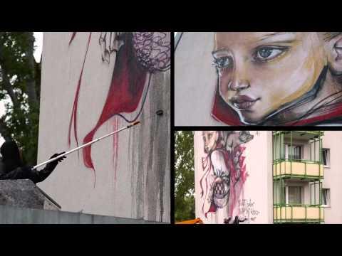 WALLCOME Urban Art Festival Schmalkalden