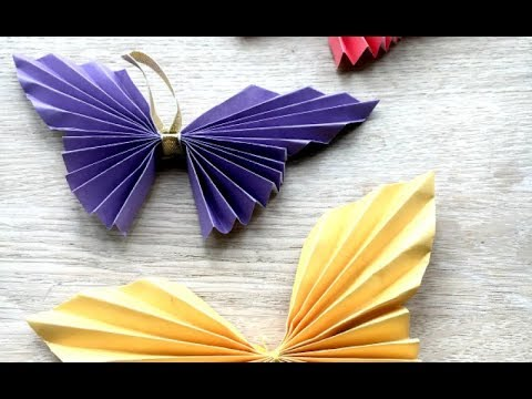 diy crafts how to make different type of paper butterflies by deep
