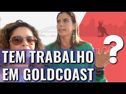 Tem Trabalho Ou Não Em Goldcoast?  #AUSTRALIA