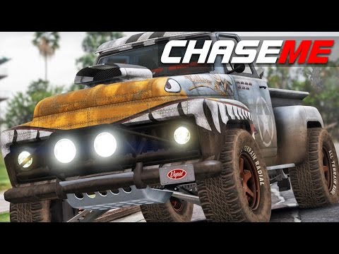 Chase Me GTA V E02 - Off-Road Kit Vehicles