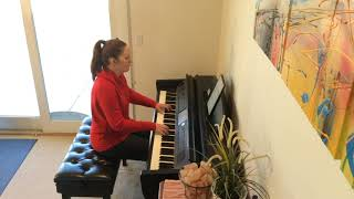 The Stranger (Billy Joel) - Intermediate Piano Solo