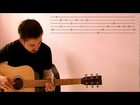 Mad World by Tears For Fears (Fingerstyle Cover/ Guitar Lesson with TAB)