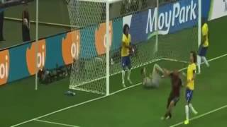اهداف مباراة البرازيل والمانيا 7 1 تعليق حفيض دراجي كاس العالم 2014