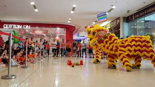 2018 Lion Dance at SSC