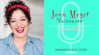 2021 Network Promo Demo I Jenn Meyer Voiceover