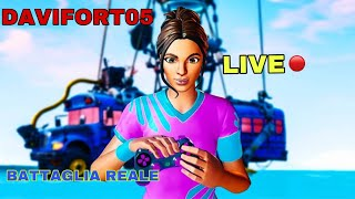Fortnite live REAL BATTLE /Game with you. LINK IN DESCRIPTION TO DONATE