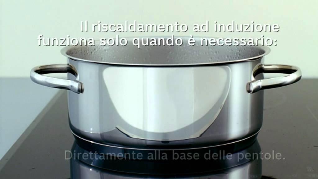 Piani Cottura Induzione Bosch - YouTube