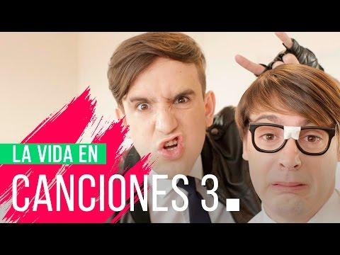 LA VIDA EN CANCIONES 3 | Hecatombe!