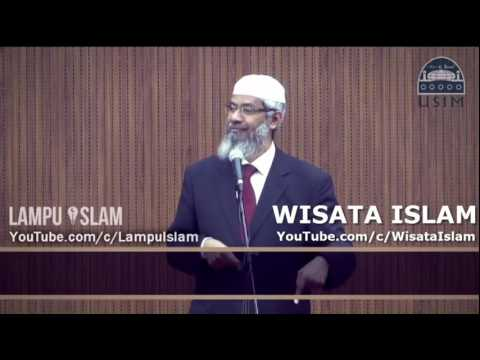 Dr Zakir Naik terms ISIS as ASIS - Anti Islamic State Of Iraq And Syria - April 2016