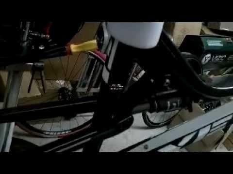 Yeti ASR Carbon Frame 2010
