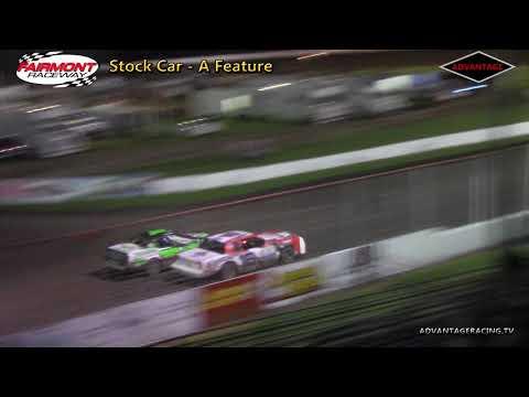 Stock Car Feature - Fairmont Raceway - 6/8/18