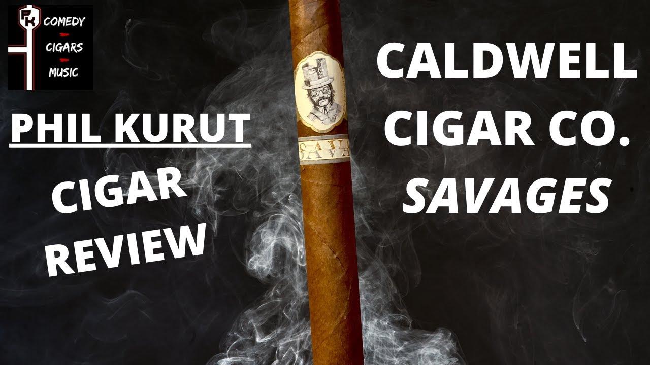 CALDWELL SAVAGES CIGAR REVIEW