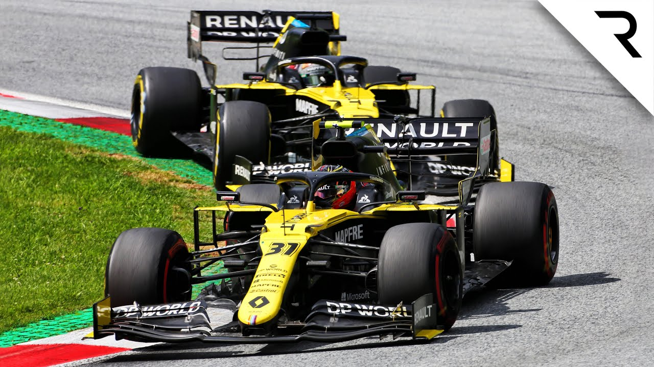 Why Renault has stood still in F1 2020