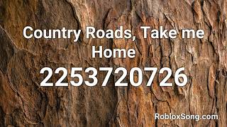Country Roads, Take me Home Roblox ID - Roblox Music Code - Best Country Songs of All Time - Top Country Music Videos