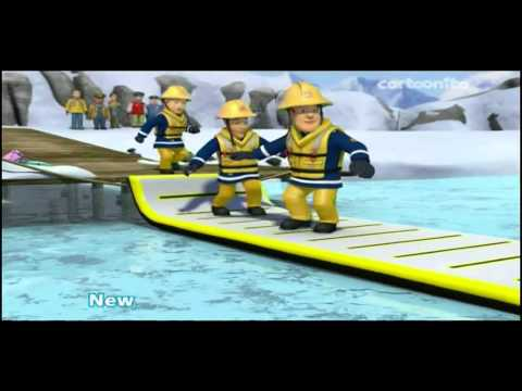Cartoonito UK Fireman Sam Half Term October 2014 Promo