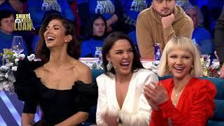 Vajzat tregojnë çfarë ngjyre i kanë të brendshmet,Shiko kush LUAN 3,1 Janar 2020, Entertainment Show