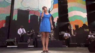 Lily Allen - Smile & LDN Live in London Concert for Diana [1080pHD]