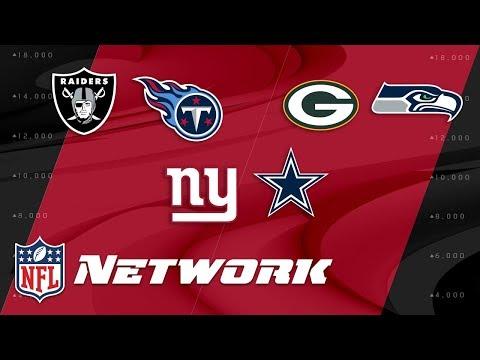Week 1 Game Picks   Inside the NFL   NFL Network