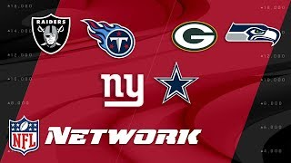 Week 1 Game Picks | Inside the NFL | NFL Network