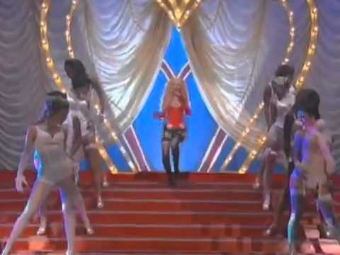 Christina Aguilera, Lil Kim, Mya and Pink Lady Marmalade (MTV Movie Awards 2001)