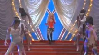 Christina Aguilera, Lil Kim, Mya and Pink Lady Marmalade (MTV Movie Awards 2001)