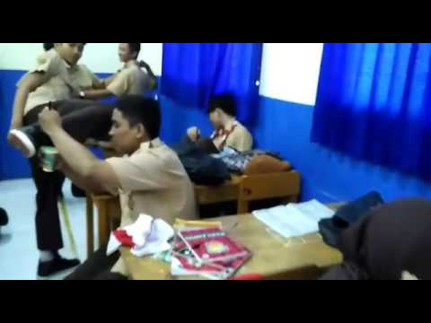 MANNEQUIN CHALLENGE (Tourism High School-XII.A) SMK Karya Muda Depok
