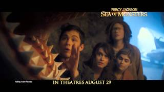 "Percy Jackson: Sea Of Monsters -- Clip ""I"