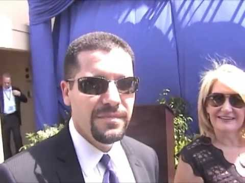 Interview With Annette's Family At Annette Funicello Stage Dedication