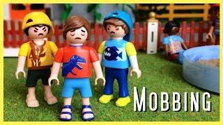 Playmobil | Mobbing im Kindergarten | Film | Deutsch | Family Hobbs