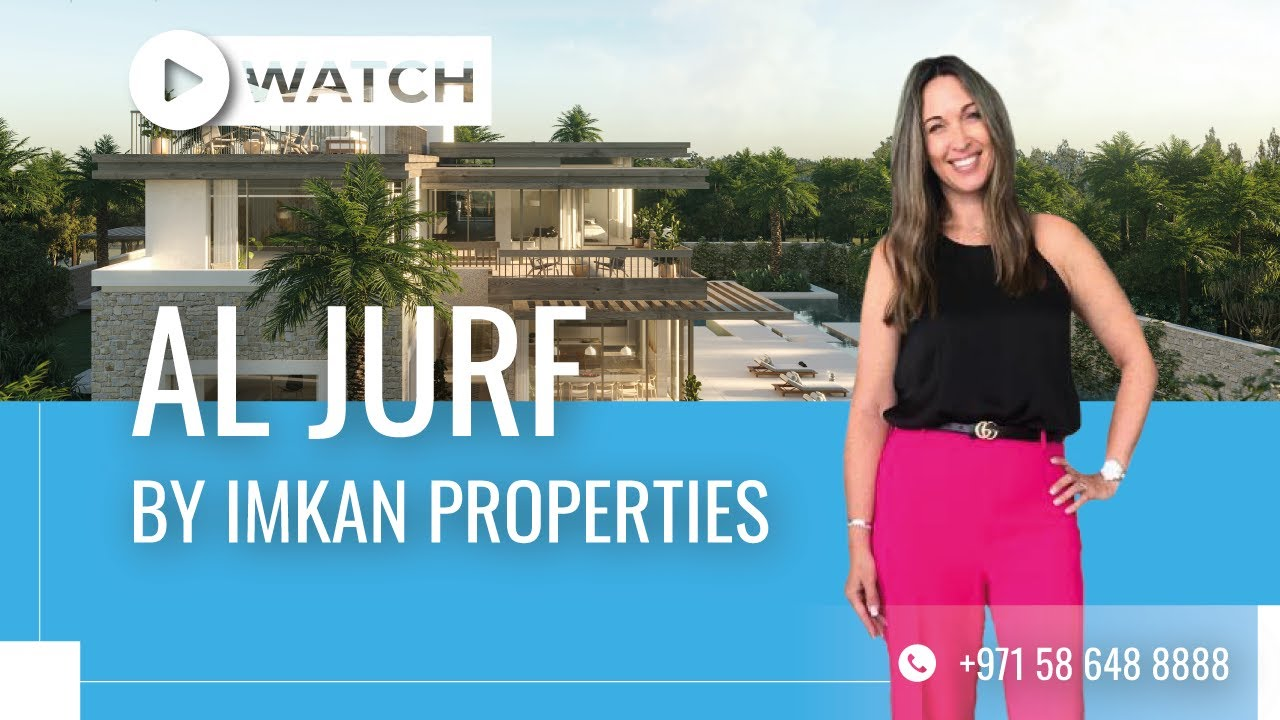 IMKAN Aljurf: Villas and Plots Between Abu Dhabi and Dubai