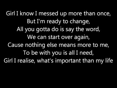 Stevie Hoang - Better Man (lyrics)