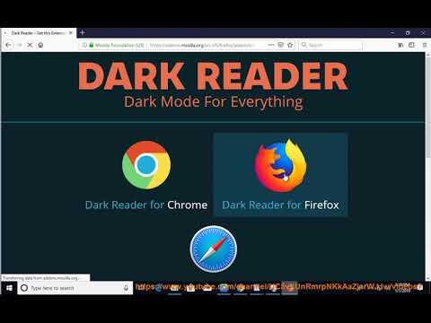 PR] Enable Dark Mode on any website w/ Dark Reader for Chrome