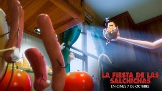 LA FIESTA DE LAS SALCHICHAS Loca salvaje y divertida Ya en cines