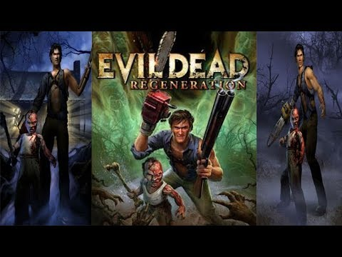Live Streaming, Evil Dead: Regeneration #05 - YouTube