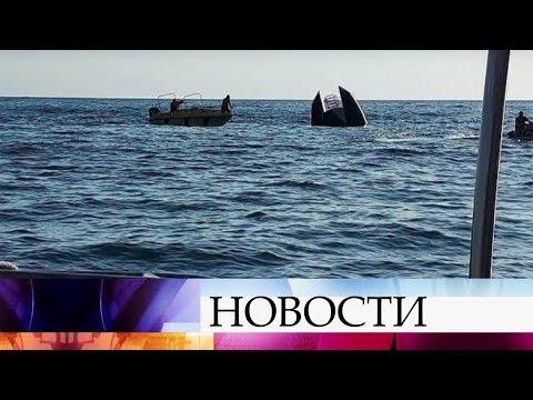 Морская прогулка в Краснодарском крае закончилась трагедией.