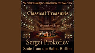 "Suite from the Ballet ""Buffon"", Op. 21: VIII. In the Merchant"