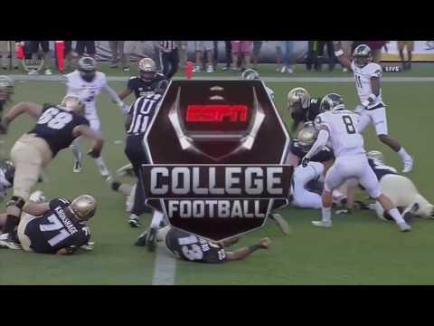 NCAAF - Colorado vs. Colorado State (9/2/16)