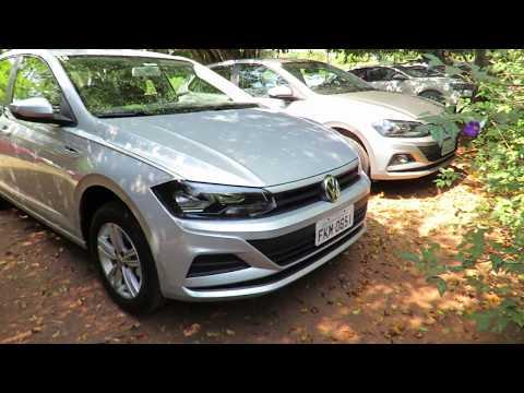 VW Polo 2018 1.6 MSI - detalhes internos e externos - www.car.blog.br