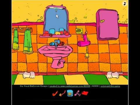 Bathroom Escape Walkthrough  Doovi