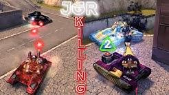 Tanki Online Juggernaut Killing Montage #12 - All Turrets!