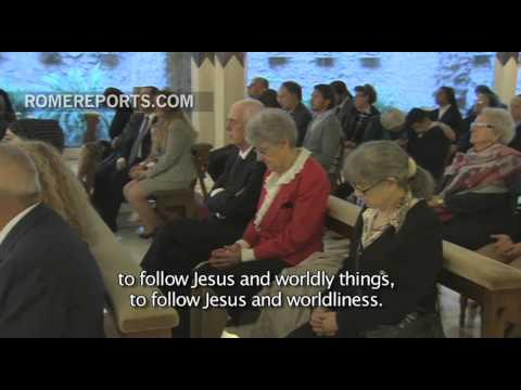 Pope in Santa Marta: Vanity and pride steer Christians away from Jesus