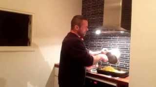 Strävan - Snabba matlådor. Kycklingpasta med oliver.