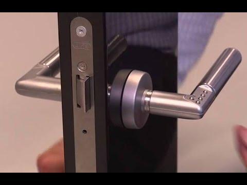 ASSA ABLOY - Alles over Wonen Afl12 - slimme deurkruk met pincode